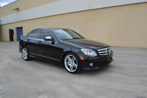 2009 Mercedes C350 AMG, Navi, pano,must sell