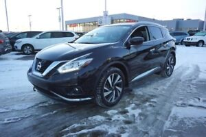 2016 Nissan Murano AWD PLATINUM Accident Free,  Navigation (GPS)