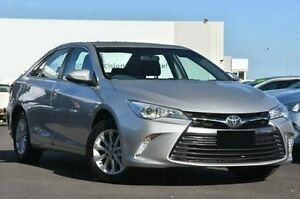 2015 Toyota Camry ASV50R Altise Silver Pearl 6 Speed Sports Automatic Sedan Glendalough Stirling Area Preview