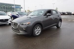 2019 Mazda CX-3 GS SKYACTIV AWD HEATED SEATS & STEERING WHEEL, B