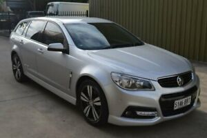 2014 Holden Commodore VF MY14 SS Sportwagon Storm Silver 6 Speed Sports Automatic Wagon Norwood Norwood Area Preview