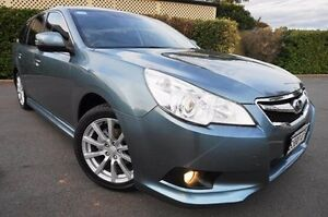 2012 Subaru Liberty B5 MY12 2.5i Lineartronic AWD Green 6 Speed Constant Variable Wagon Glenelg East Holdfast Bay Preview