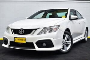 2014 Toyota Aurion GSV50R Sportivo SX6 White 6 Speed Sports Automatic Sedan