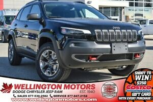 2019 Jeep Cherokee Trailhawk / Off-Road Group / Trailer Tow Grou