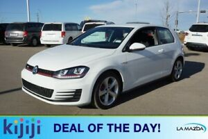 2016 Volkswagen Golf GTI GTI Accident Free,  Heated Seats,  Blue