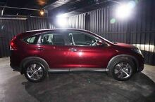 2013 Honda CR-V RM MY14 VTi-L 4WD Burgundy 5 Speed Sports Automatic Wagon Wangara Wanneroo Area Preview