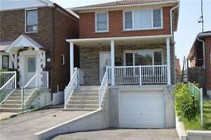 $2200/Utilities Incl 3 Br - Keele/Rogers Det House, Garage