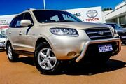 2009 Hyundai Santa Fe CM MY09 SX Gold 4 Speed Sports Automatic Wagon Balcatta Stirling Area Preview
