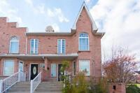 Extra Large 3br townhome for Rent With Garage - Jan 1st - Whitby