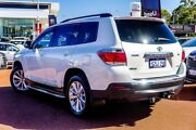 2013 Toyota Kluger GSU45R MY12 Altitude AWD Crystal Pearl 5 Speed Sports Automatic Wagon Balcatta Stirling Area Preview