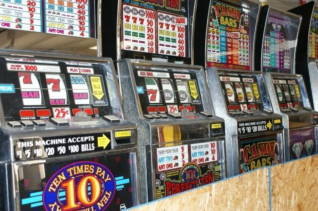 Mid Ohio Slot Machines
