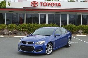 2016 Holden Commodore Blue Sports Automatic Sedan Highland Park Gold Coast City Preview