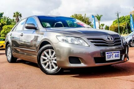 2011 Toyota Camry ACV40R Altise Bronze 5 Speed Automatic Sedan Wangara Wanneroo Area Preview