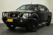 2011 Nissan Navara D40 S6 MY12 ST-X 550 Black/Grey 7 Speed Sports Automatic Utility Edgewater Joondalup Area Preview