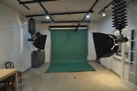 RENTAL - Photographic Studio for Rent starting at $85