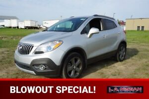 2014 Buick Encore ALL WHEEL DRIVE Accident Free,  Back-up Cam,