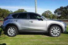 2014 Mazda CX-5 KE1031 MY14 Grand Touring SKYACTIV-Drive AWD Silver 6 Speed Sports Automatic Wagon Wangara Wanneroo Area Preview