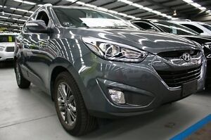 2015 Hyundai ix35 LM3 MY15 Elite AWD Grey 6 Speed Sports Automatic Wagon Maryville Newcastle Area Preview