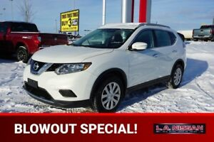 2014 Nissan Rogue SPORT AUTOMATIC Accident Free,  Heated Seats,