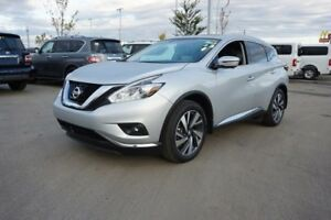 2017 Nissan Murano AWD PLATINUM Accident Free,  Navigation (GPS)