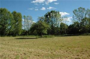 Looking for vacant land in Halton Hills
