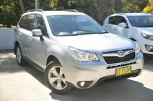 2014 Subaru Forester S4 MY14 2.5i-L Lineartronic AWD Silver 6 Speed Constant Variable Wagon Meadowbank Ryde Area Preview