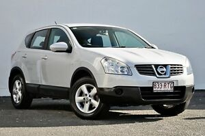 2008 Nissan Dualis J10 ST X-tronic AWD Silver 6 Speed Constant Variable Hatchback Tweed Heads South Tweed Heads Area Preview