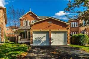 Spacious 4 Bedroom(Finishd Basemnt) Double Garage Detached House