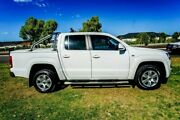 2013 Volkswagen Amarok 2H MY13 TDI420 4Motion Perm Highline White 8 Speed Automatic Utility Wangara Wanneroo Area Preview
