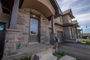 Stoney Creek townhouse for rent with lake views