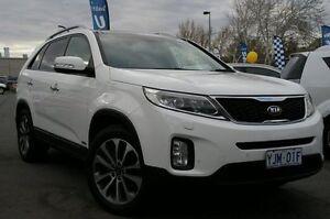 2013 Kia Sorento XM MY14 Platinum 4WD White 6 Speed Sports Automatic Wagon Pearce Woden Valley Preview