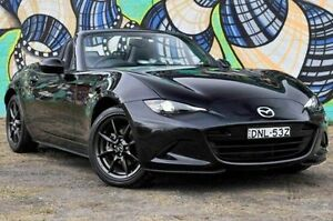2015 Mazda MX-5 ND GT SKYACTIV-MT Black 6 Speed Manual Roadster Gosford Gosford Area Preview