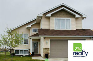 1783 sqft BI-LEVEL With BONUS ROOM in IRONSTONE!!!-Listed By 2%