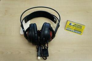Casque d'ecoute USB Steelseries