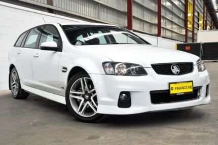2012 Holden Commodore VE II MY12 SV6 Sportwagon White 6 Speed Sports Automatic Wagon Thornlie Gosnells Area Preview