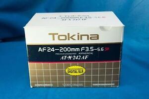 TOKINA AF 24-200MM F3.5-5.6 for Pentax