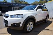 2013 Holden Captiva CG Series II MY12 7 AWD CX Summit White 6 Speed Sports Automatic Wagon Dandenong Greater Dandenong Preview