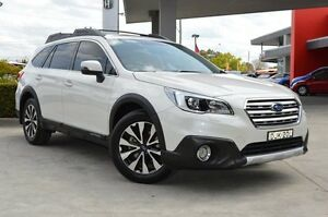 2015 Subaru Outback MY15 2.0D Premium White Continuous Variable Wagon South Maitland Maitland Area Preview