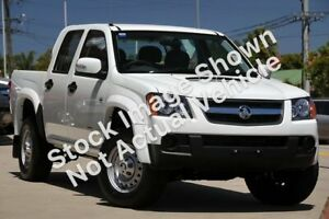 2009 Holden Colorado RC MY09 LX (4x4) Grey 5 Speed Manual Crew Cab Pickup St James Victoria Park Area Preview