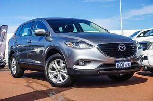 2013 Mazda CX-9 TB10A5 Classic Activematic Silver 6 Speed Sports Automatic Wagon Westminster Stirling Area Preview