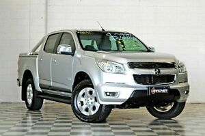 2013 Holden Colorado RG LTZ (4x2) Silver 6 Speed Automatic Crewcab Burleigh Heads Gold Coast South Preview