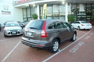 2010 Honda CR-V RE MY2010 4WD Grey 5 Speed Automatic Wagon Myaree Melville Area Preview