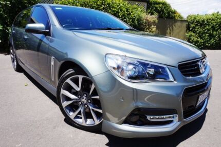 2013 Holden Commodore VF MY14 SS V Sportwagon Prussian Steel 6 Speed Sports Automatic Wagon Glenelg East Holdfast Bay Preview