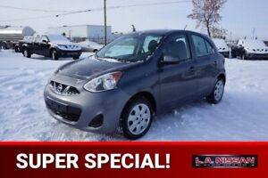 2017 Nissan MICRA SV AUTOMATIC Accident Free,  Bluetooth,  A/C,