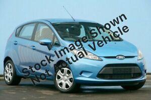 2009 Ford Fiesta WS CL Blue 5 Speed Manual Hatchback Nundah Brisbane North East Preview