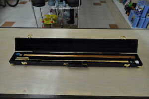 **GREAT DEAL** DUFFERIN POOL CUE WITH ACCESSORIES AND CASE