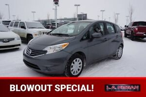 2016 Nissan Versa Note SV AUTOMATIC Accident Free,  Bluetooth,