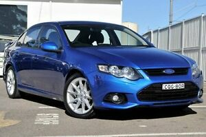 2013 Ford Falcon FG MkII XR6 Blue 6 Speed Sports Automatic Sedan Gosford Gosford Area Preview