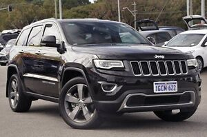 2015 Jeep Grand Cherokee WK MY15 Limited Black 8 Speed Sports Automatic Wagon Myaree Melville Area Preview