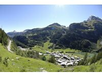 Graphic Designer in Tignes, French Alps, immediate start part-time in lieu of working holiday